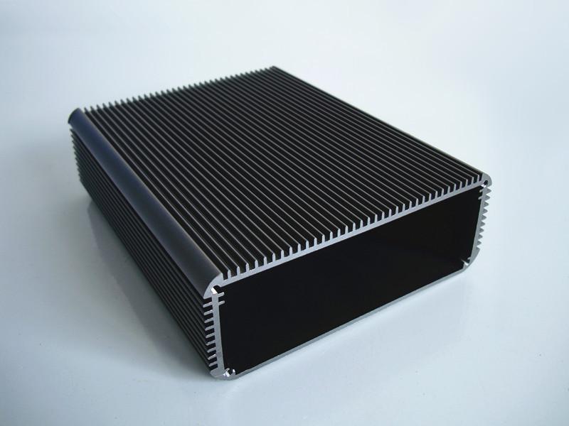 Aluminum shell PCB Aluminum enclosure electrical heat radiation box 120*45*150mm customize<br><br>Aliexpress
