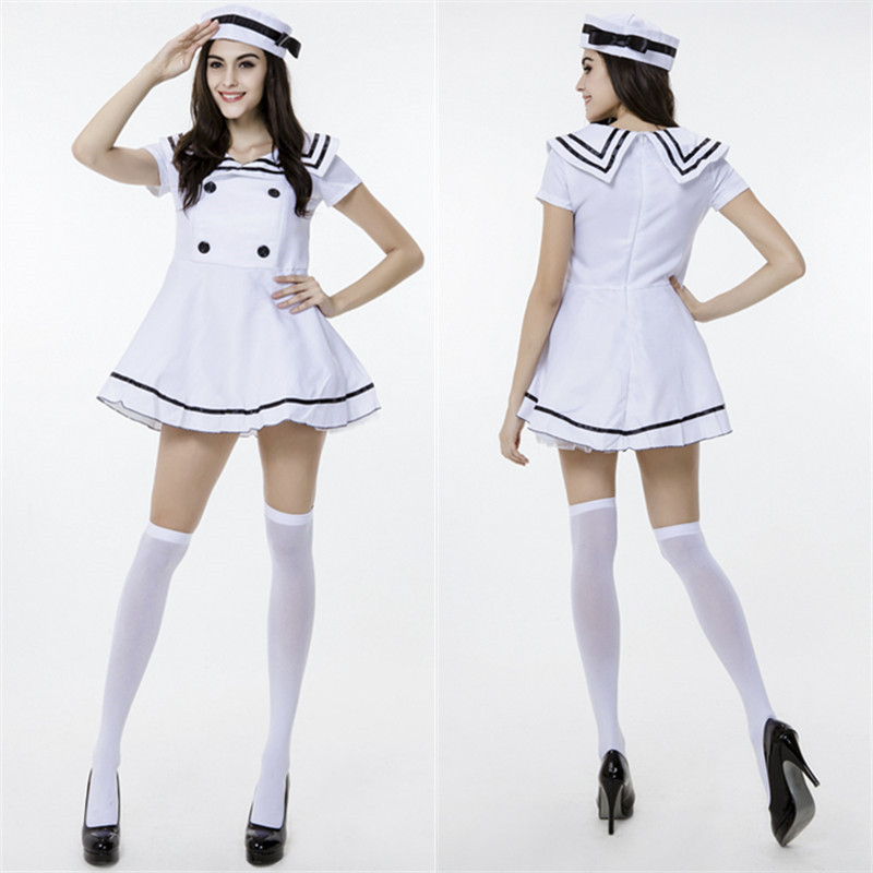 female navy costumes promotionshop for promotional female