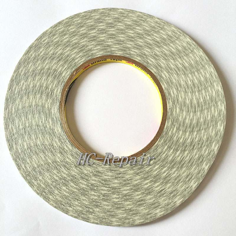 5mm*50 meter 3M 9080 Double Sided Sticky Tape Adhesive for LED Strip LCD Case Sticky Common Using Adhesive Tape<br><br>Aliexpress