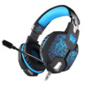 EACH G1100 Vibration Function Professional Gaming Headset 7 1 Casque Audio Heavy Bass Surround Sound Led