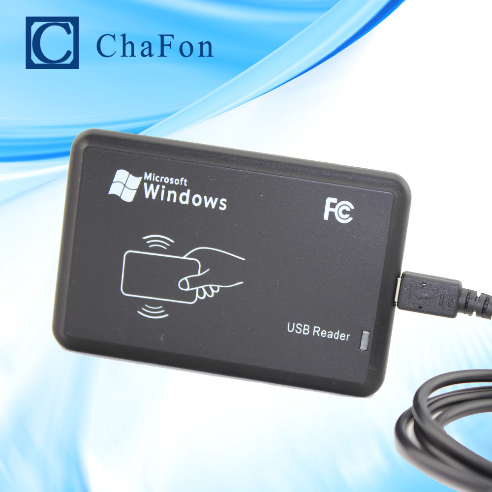 125khz RFID ID EM Card Reader & Writer&Copier/Duplicater( T5557/ EM4305 / 4200 ) with 5pcs key tag for Access Control(China (Mainland))