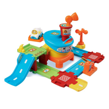 Wei Yida early childhood educational toy airport rail car induction magic series(China (Mainland))