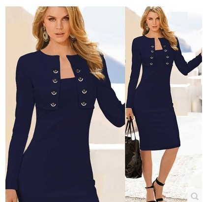 Compare Prices on Designer Work Wear Dresses- Online Shopping/Buy ...