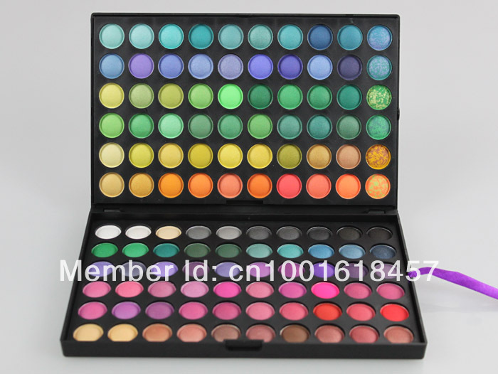 New arrival cosmetics eyeshadow palette with 120colors 01 for Colors make you feel
