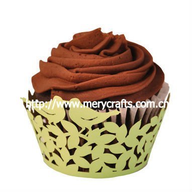 Combined order for 450 pcs of cupcake wrappers180 pcs of place cards(China (Mainland))