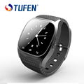 2016 New Smartwatch M26 Sport Bluetooth Smart Watch With LED Music Player Pedometer For iPhone IOS