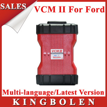 2015 High Quality VCM2 V94 Diagnostic Scanner For Ford/mazda VCM II IDS Support 2014 Ford Vehicles IDS VCM 2 OBD2 Scanner By DHL