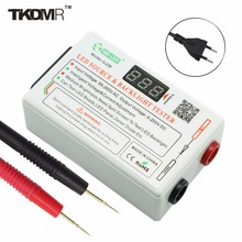 TD 0-250V Output Smart-Fit Voltage LED&LCD TV Normal Brightness Tester Tool Lamp Beads Board Detect Repair Free Shipping GJ2B(China (Mainland))
