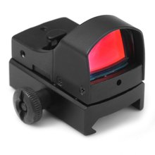 Adjustable Brightness Tactical Riflescope Mini Holographic Sight Light Red Dot Scope Laser Rifle Scope Optics for Hunting(China (Mainland))