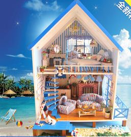 The world 39 s first exclusive handmade diy hut high quality clay models romantic villa house - What houses romanians prefer ...