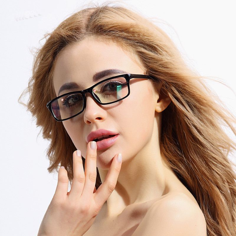 Chashma Brand Anti Reflective Eyeglasses Women and Men Computer Glasses for Monitor(China (Mainland))