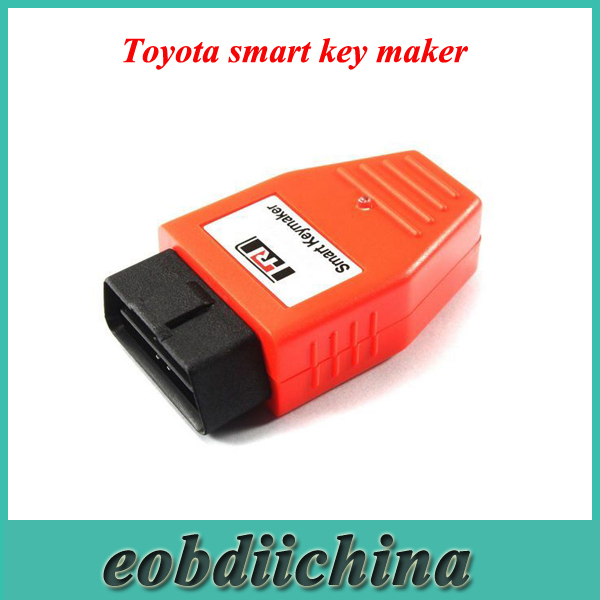 2015 Toyota Smart Key maker 4D chip Keymaker OBD2 Eobd Programmer - Auto Diagnostic Equipment Co., Ltd store