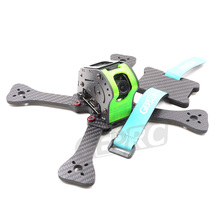 Buy GEPRC GEP-IX5 Fairy FPV Racing frame 200mm wheelbase True X RC kvadrokopter/quadrocopter Frame for $49.90 in AliExpress store