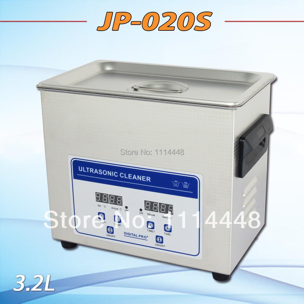 New 2014 3.2L 120W Ultrasonic cleaning machine JP-020S beaker circuit board medical Ultrasonic Cleaner equipment(China (Mainland))
