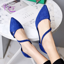 Women Shoes High Heels D'Orsay & Two-Piece Sexy Pumps Pointed Toe Black Blue Red Suede Genuine Leather Designer Ladies Shoes New(China (Mainland))