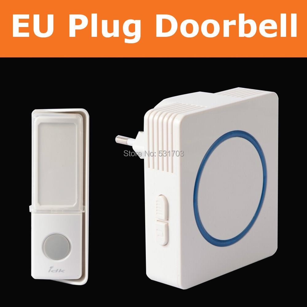 Security Door Chimes Wirelesswireless Remote Entry Alert Chime Dmc34wire Diagram Circuit Aliexpress Com Buy 200m Wireless Doorbell 220v Plug Bell