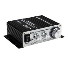 Lepy LP-2024A+ Hi-Fi Stereo Class-T Digital Audio Amplifier Portable(China (Mainland))