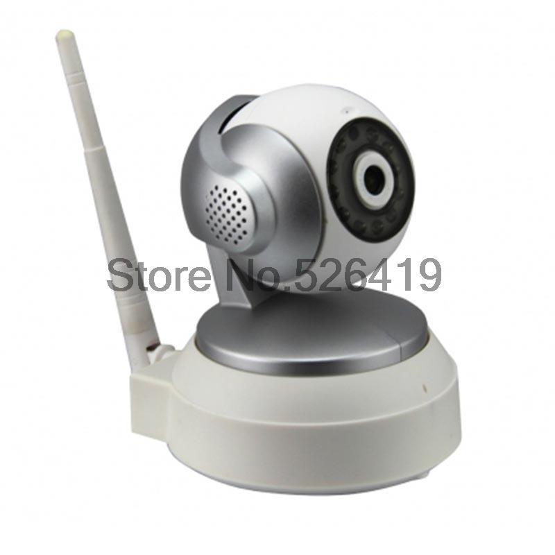 720P PTZ Ip Camera Wifi Wireless Intercom Camera CCTV IP Camera Robot Wmart Webcam Camcorder Smart Home 2 WAY Audio HC-IPT502A(China (Mainland))