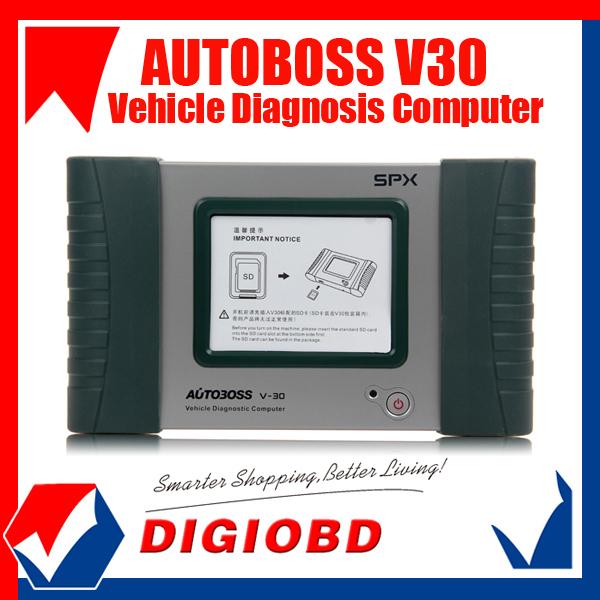 SPX AUTOBOSS V30 Scanner tool 100% original update online V-30 Vehicle Diagnosis Computer