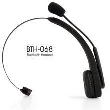 2015 Brand New BTH-068 Bluetooth Wireless Headset Long Standby Time BT Earphone for PC PS3 Gaming Earbuds Smart Phones(China (Mainland))