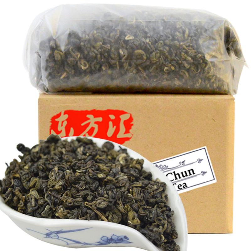 2015 new spring Chinese Biluochun Green tea organic green tea food 250g Bi luo chun in