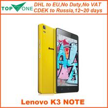 Original lenovo K3 Note  k50  t5 5.5 Inch 1920*1080 Octa Core,4G LTE FDD 2GB Ram 16GB rom Camera 13.0MP 3000mAh   (China (Mainland))