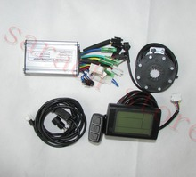 250w 36v  motor controller and  LCD2   electric  bicycle kit , electric bike kit(China (Mainland))