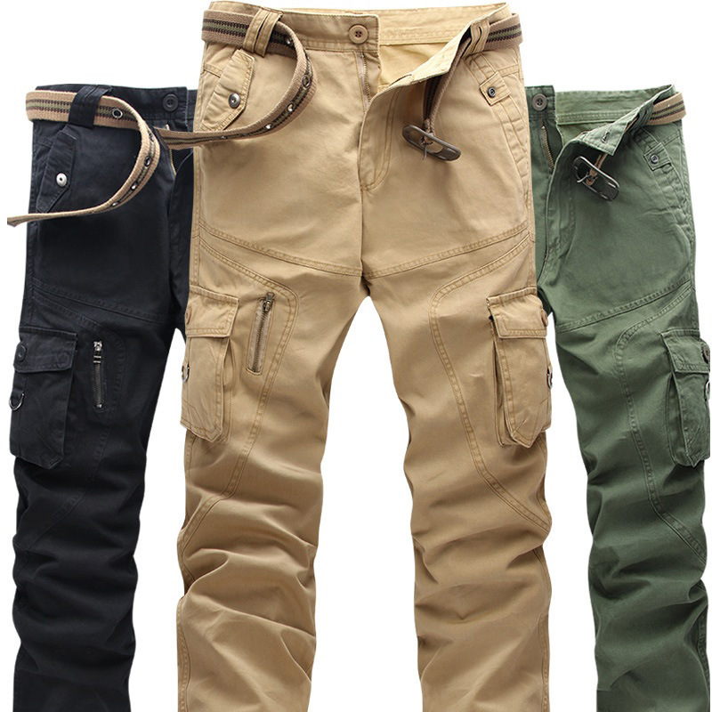 uniform cargo pants - Pi Pants