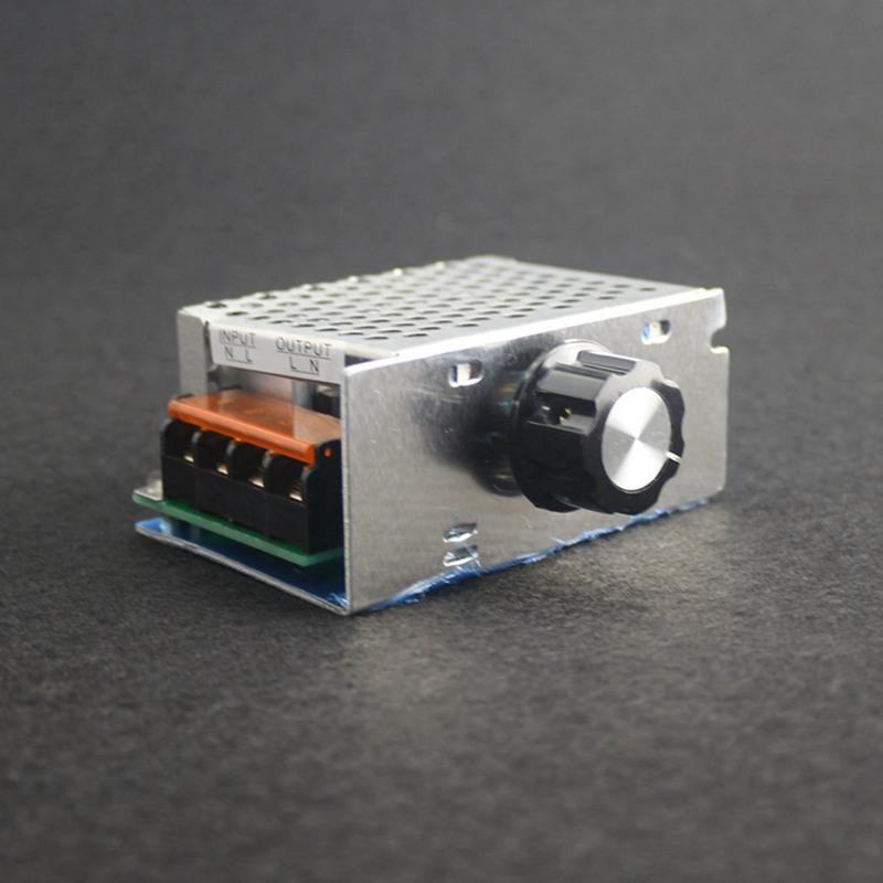 Простые тиристорные регуляторы схем