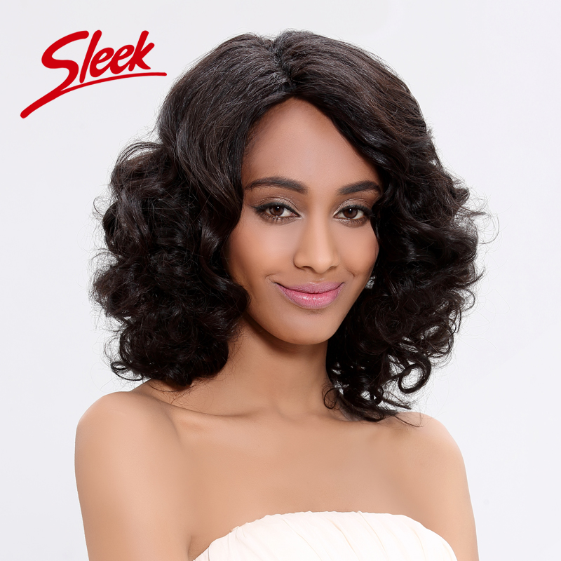 SLEEK Indian Virgin Hair  Weaving Ripple Deep 4pcs (6,8,10,12) Free Shipping<br><br>Aliexpress