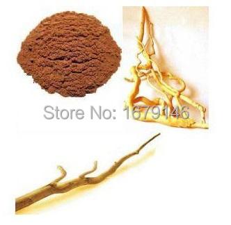 Top quality 1Kg  food grade Tongkat Ali  Extract Powder /Pasak bumi/Eurycoma longifolia GMP Factory supply Free shipping