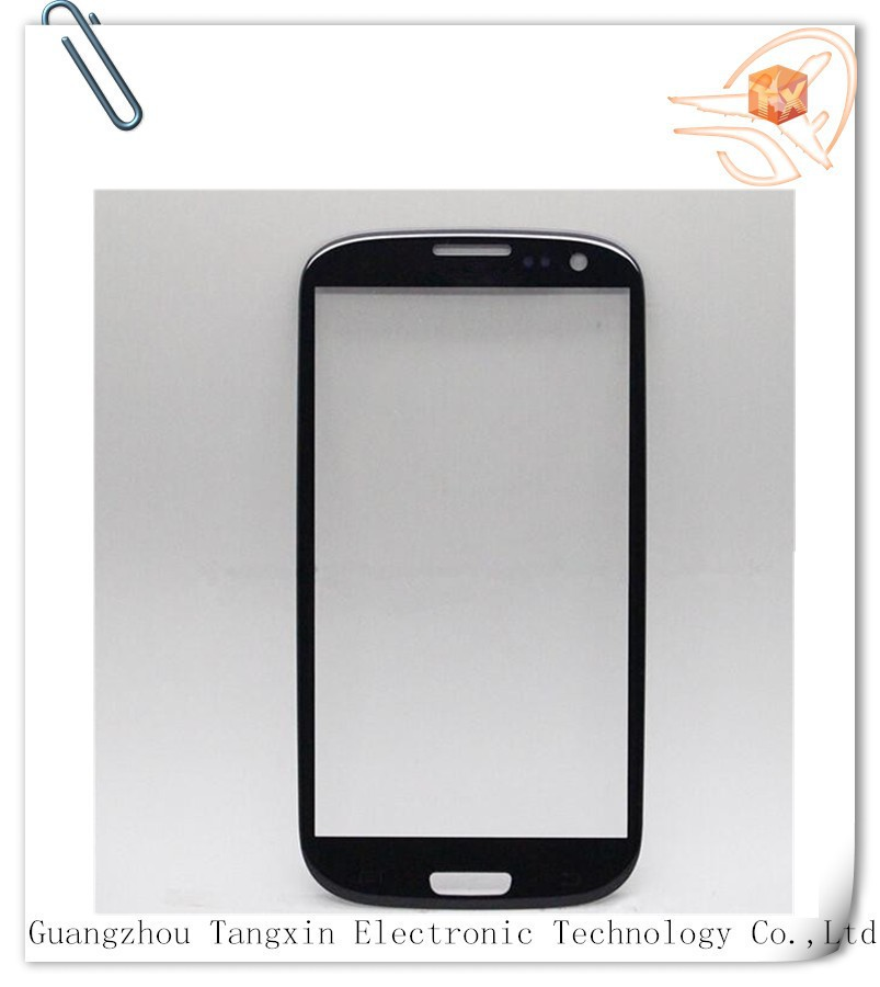 10pcs/lot LCD Front Digitizer Screen Lens Outer Glass For Samsung Galaxy S3 I9300 i9305 I535 I747 T999(China (Mainland))