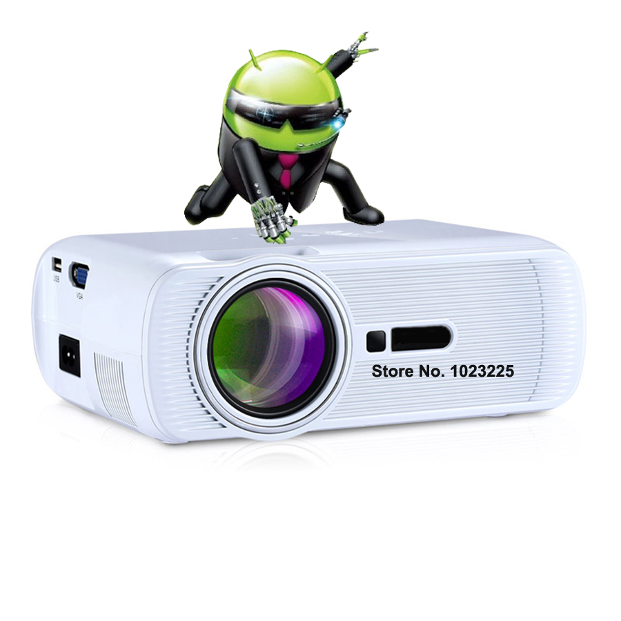 android 3d led mini projector accessories full hd tv home