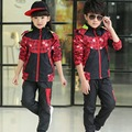 Brand New Boy Girl Outfits Set Child Waterproof Tracksuit Outdoor Casual Sport Suit Long Sleeve Hooded