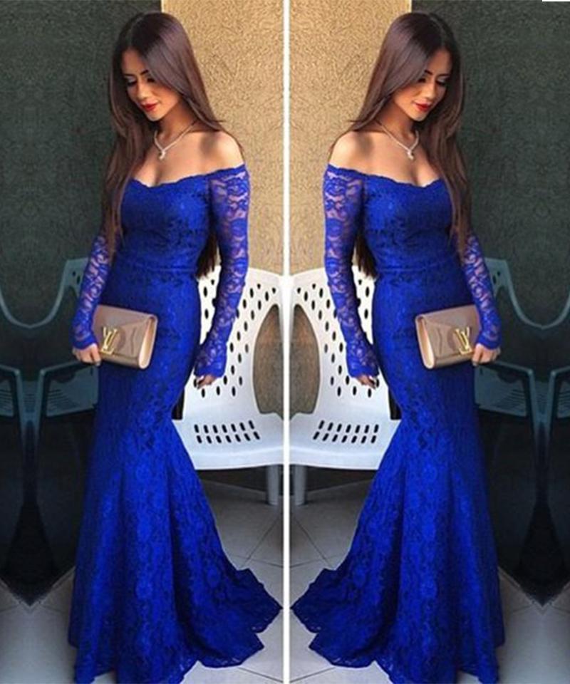 Платье формы русалка