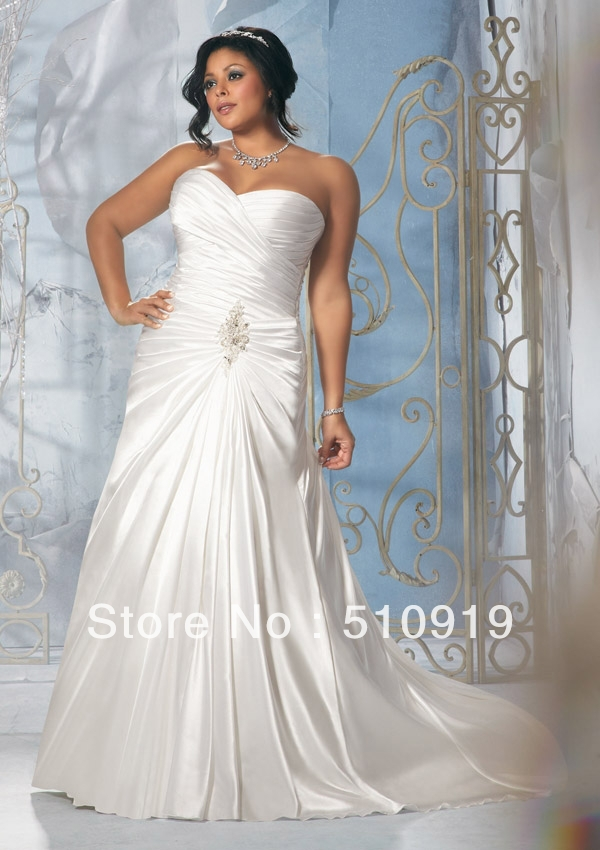Cheap Simple Plus Size Wedding Dresses Of Free Shipping Discount Simple Off Shoulder Lace Applique