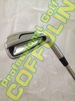 8pcs New Forged 714 Golf Irons With Steel Shafts Golf Clubs Headcovers #3456789P FreeShipping