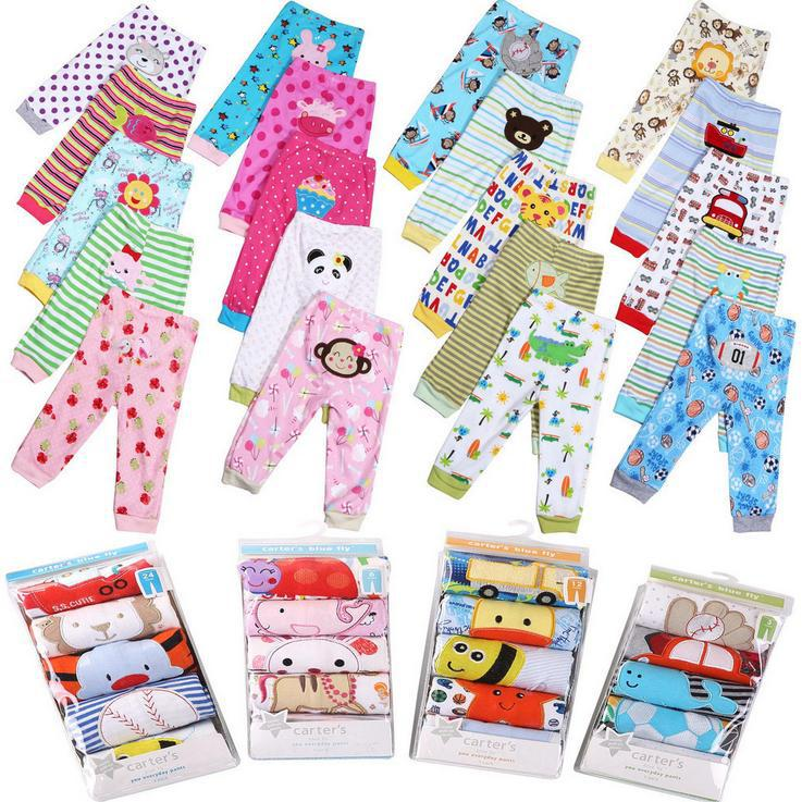 Sell like hot cakes cotton children PP pants Carter 's men's and women's summer children's pants(China (Mainland))