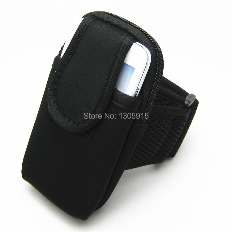 Ремень с карманом под телефон на руку OEM Huawei U9000 IDEOS X 6 & Band Armbag F4 002 купить чехол для планшета huawei ideos tablet s7