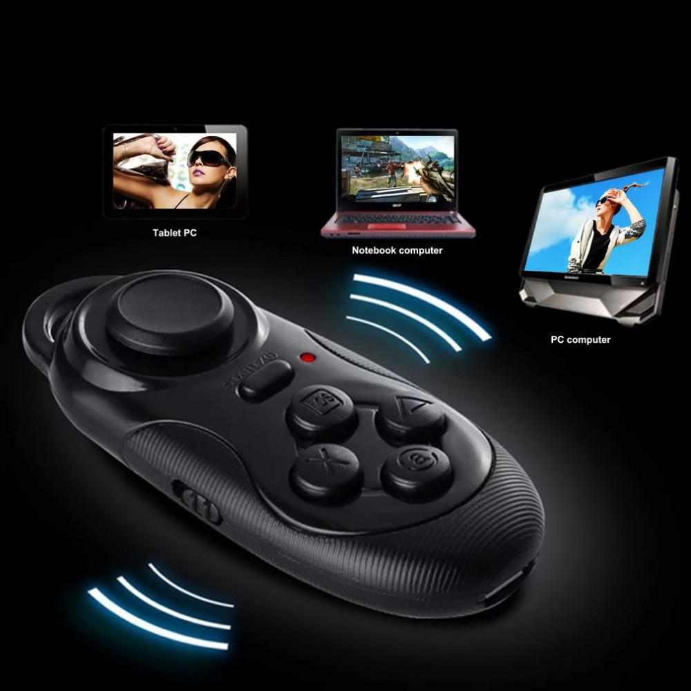100% New Arrival Wireless Bluetooth Game Controller Gamepad Joystick for Android / iOS Smart Phone Smartphone Hot sale(China (Mainland))