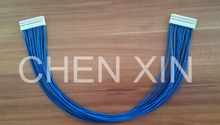 Wire Harness Assembly PCB Pin Header Auto Cable Sets Electrical Car Vehicle Wiring Motor CN010(China (Mainland))
