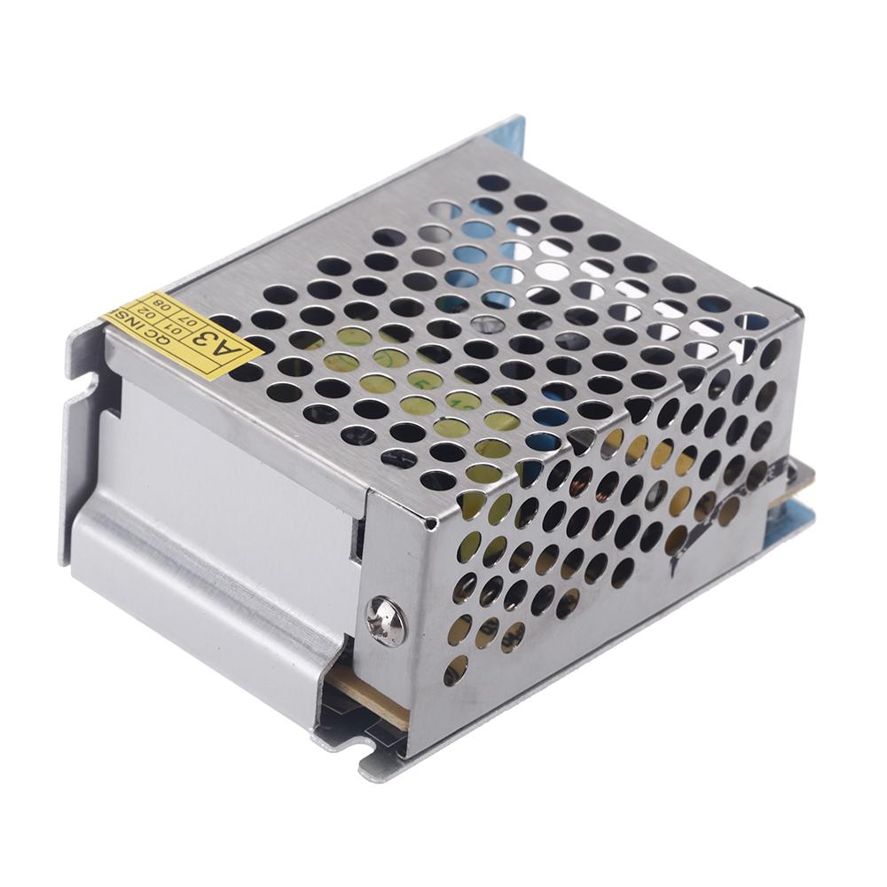AC 100V/240V to DC 12V 3A 36W Voltage Transformer Switch Power Supply for Led Strip(China (Mainland))