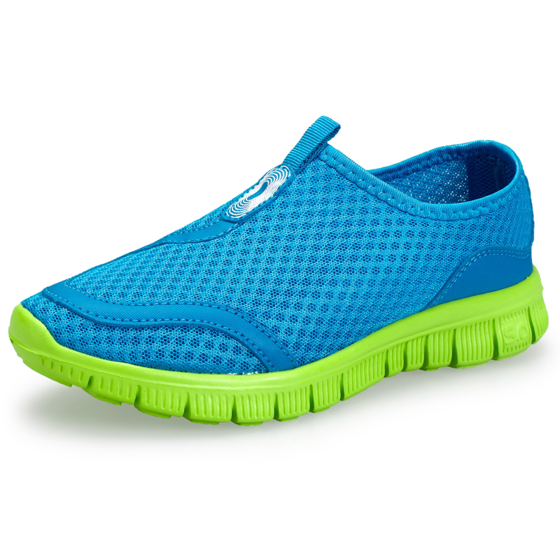 2015 Fashion Men women Outdoor sports shoes air mesh lighter 6 color 35-44 - DFKC FASHION store