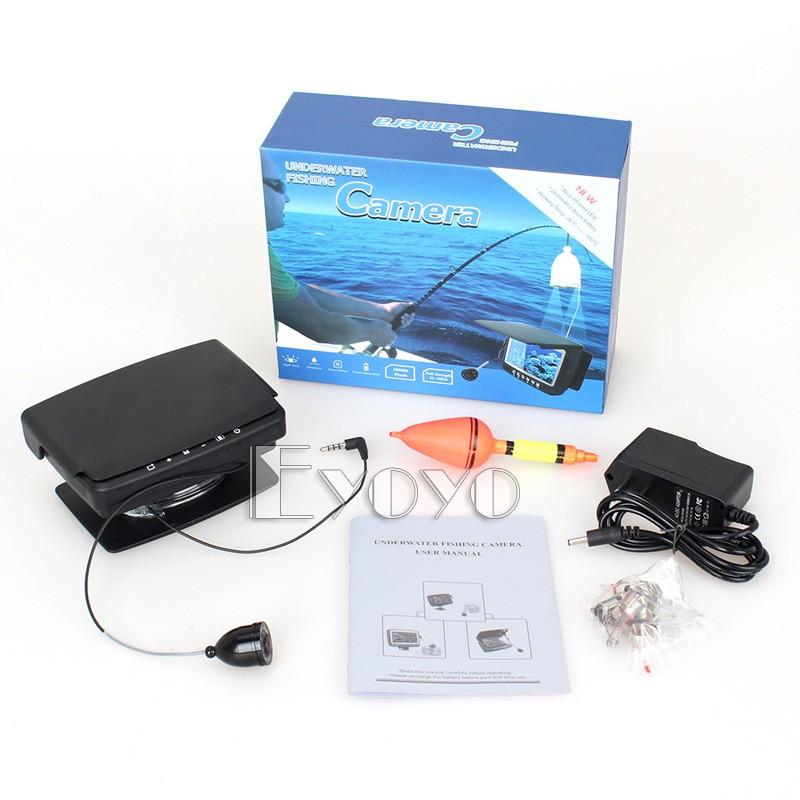 купить видеокамеру для подледной рыбалки водоглаз 2
