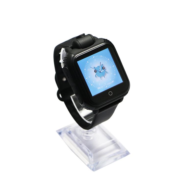 Anti-lost 3g net work LBS/GPS/WIFI gps tracker kids smart watch(China (Mainland))