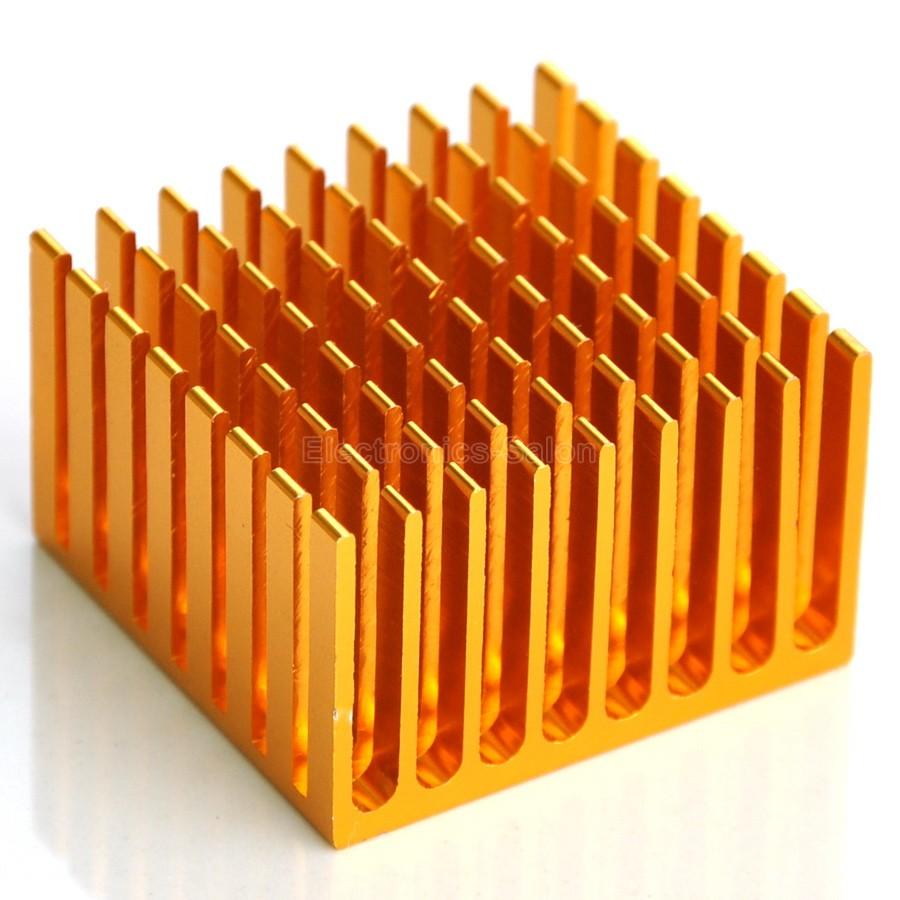 ( 50 pcs/lot ) Aluminum Heatsink, 1.48