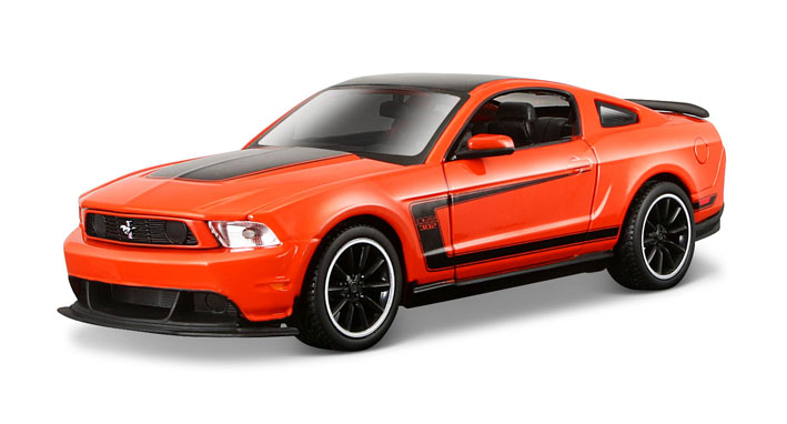 Ford 2012ford mustang alloy car model