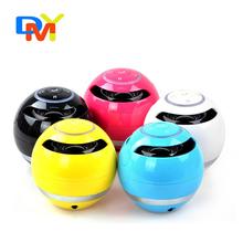 Free shipping 1PC Mini USB Micro SD TF Speaker Music Player Mini Speaker Music Player Portable FM Radio Stereo PC mp3 four color