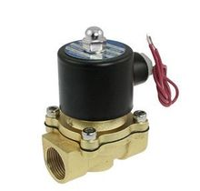 "Holiday Sale mini 1/4"" Electric Solenoid Valve 12V DC Air Gas Valves With Low Price(China (Mainland))"