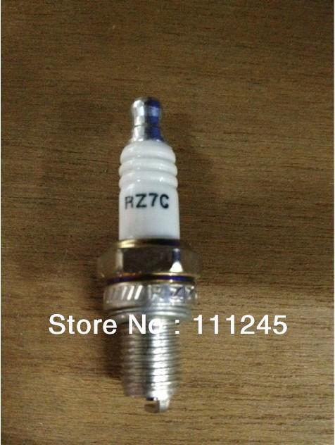 10X SPARK PLUG RZ7C FITS HONDA GX35 139F ENGINE  FREE SHIPPING FOR 4 STROKE BRUSH CUTTER MOWER  TRIMMER CHEAP  IGNITION PLUG<br><br>Aliexpress